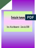 Evolucion Humana AMbnbnbnbbb