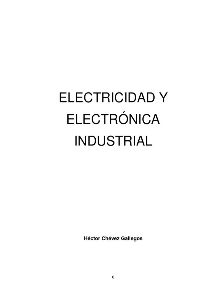 Circuito Que Recorre La Electricidad Desde Su Generación Hasta Su Consumo : Electrónica y electricidad