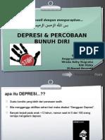 Penyuluhan Depresi & Percobaan Bunuh Diri