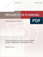 Adhvaryu - 2010 - Enhancing Urban Planning Using Simplified Models SIMPLAN for Ahmedabad, India