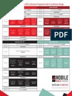 Mwc15 Agenda at a Glance