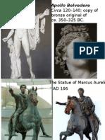 Roman Sculpture Suy