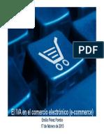 IVA en el Comercio Electrónico