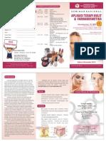 Seminar KEFARMASIAN Aplikasi Terapi Kulit Dan Farmakosmetika