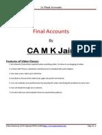 125ki   Final Accounts