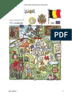Cuaderno de Viaje Bélgica 2015