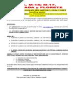 Convoc Copa Andalucia 7 y 8 de Marzo 2015