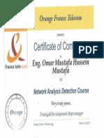 Orange Certificatefmnjdfjdfdfkdbnjfb