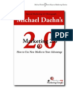 Michael Daehn's Marketing 2.0