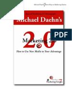 Michael Daehn's Marketing 2.0