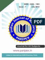 Paripex India