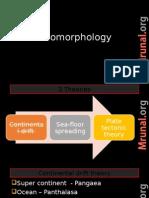 GEO L2 Geomorphology Plate Tect 0.1