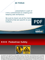 Pedestrian Safety FHM COVER