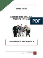 Modulo I Diplomado GMTH