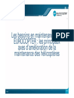 Glade maintenance Research EC