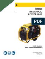 GTR20 User Manual 7-2014 V11