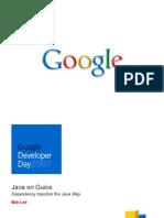 Java on Guice - Developer Day Slides.pdf