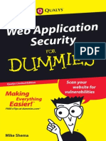 Web Apps Security for Dummies