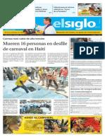 Edición Impresa Elsiglo 18-02-2015