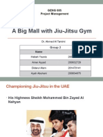 Jujitsu Sport