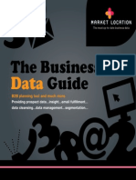 ML Data Guide_Brochure 2014
