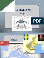 Gira Italia M17 Uru Cure 2015
