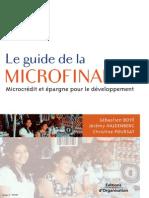 Le Guide de La Microfinance - Microcrédit Et Epargne Pour Le Développement