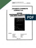 Informe Tecnico - Megado