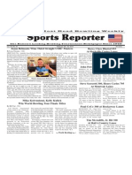 February 18 - 24, 2015 Sports Reporter