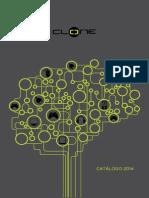 Catálogo Clone