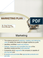 Marketing Plan (Faruque)