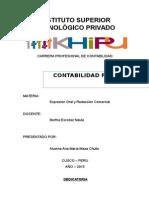 MONOGRAFIA  CONTABILIDAD FINANCIERA0000