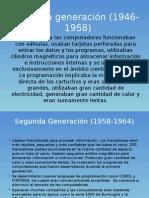 Primera Generación (1946-1958)
