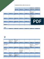 Calendarización Del Año Escolar 2014 (1)
