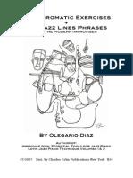 Olegario Díaz240 Chromatic Exersices.