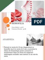 Hemofilia-prezentare de caz (1).pptx