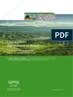 Low-Carbon Agriculture in Brazil