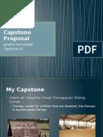 capstone proposal m
