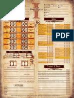 Dark Heresy PC Sheet