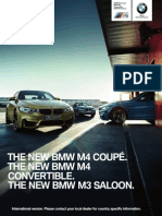 2014 BMW M3 M4 Catalogue