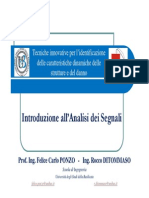 Dispensa 3 - Introduzione Analisi Dei Segnali