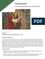 Prepararse espiritualmente - La enseñanza de técnicas y cualidades de liderazgo.pdf