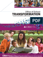 CREC's Office of School Transformation