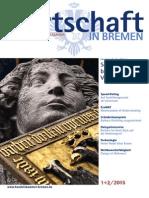 Wirtschaft in Bremen 01+02/2015 - Januarrede des Präses