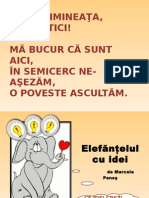 Elefantelul Cu Idei Cxdl