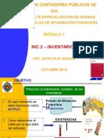 2.-NIC 2 - Inventarios