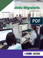 Boletin Migratorio Enero