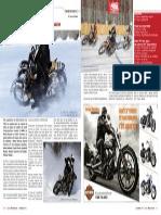 Courses sur glaces motos, quads, sxs au Québec sur Magazine Sports Motorisés février 2015