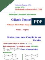 Cálculo Tensorial
