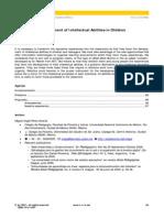 Robotics and Development of Intelectual Abilities-libre